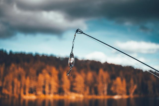Jak łowić ryby zimą?