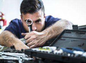 Co usprawnia pracę mechanika?