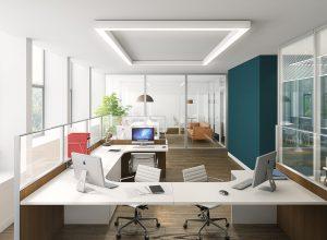 Jakie oświetlenie sprawdzi się w biurze?