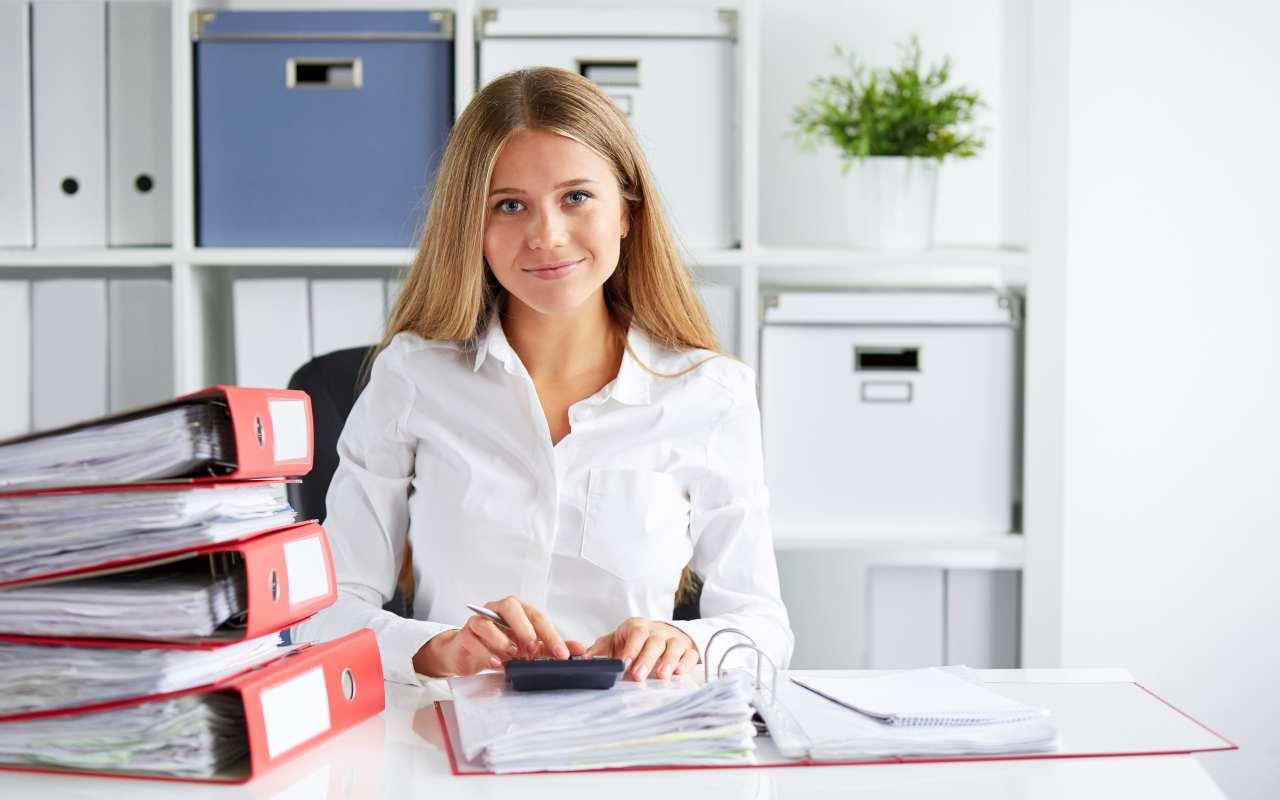 Niezbędny ekwipunek firmowej księgowej