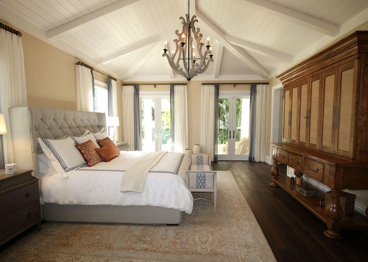 Jak zaprojektować sypialnię marzeń?