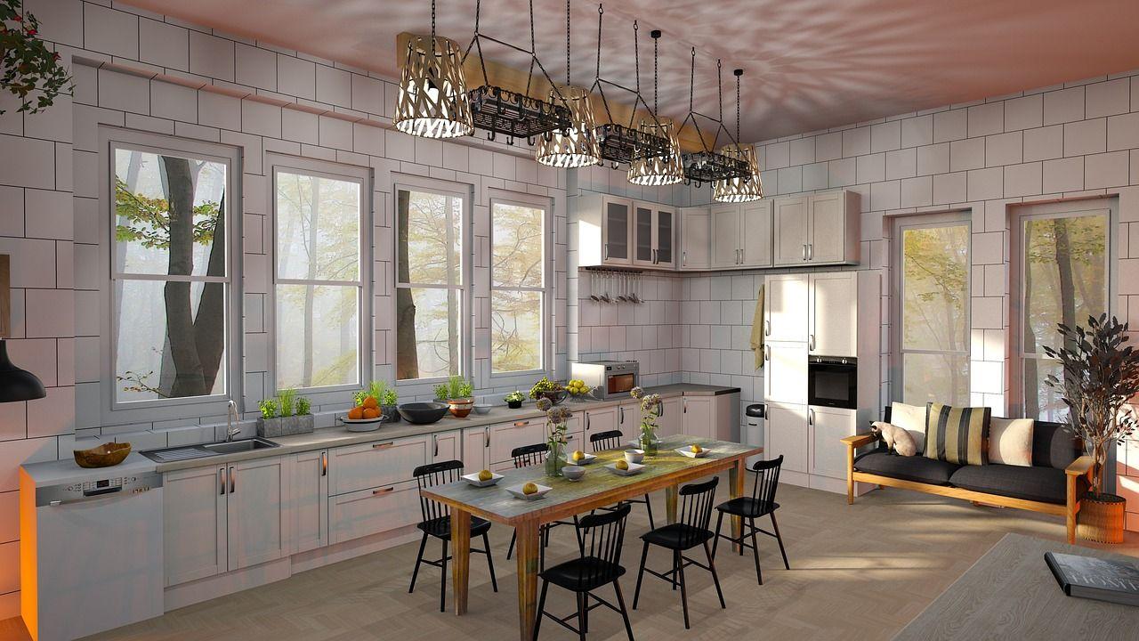 Eleganckie sprzęty do kuchni – co jest ważne w wyborze?