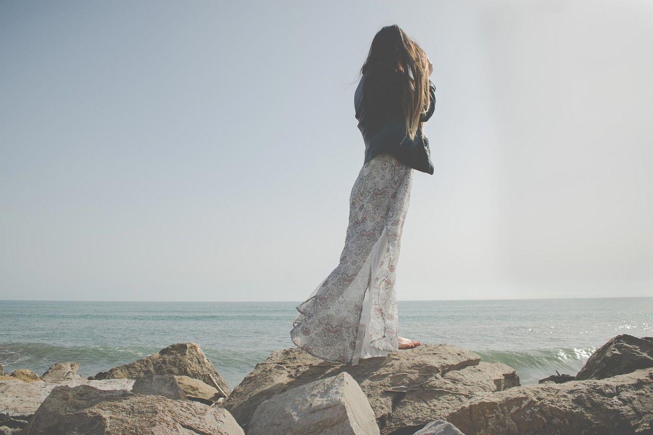 Modne ubrania dla wysokich kobiet