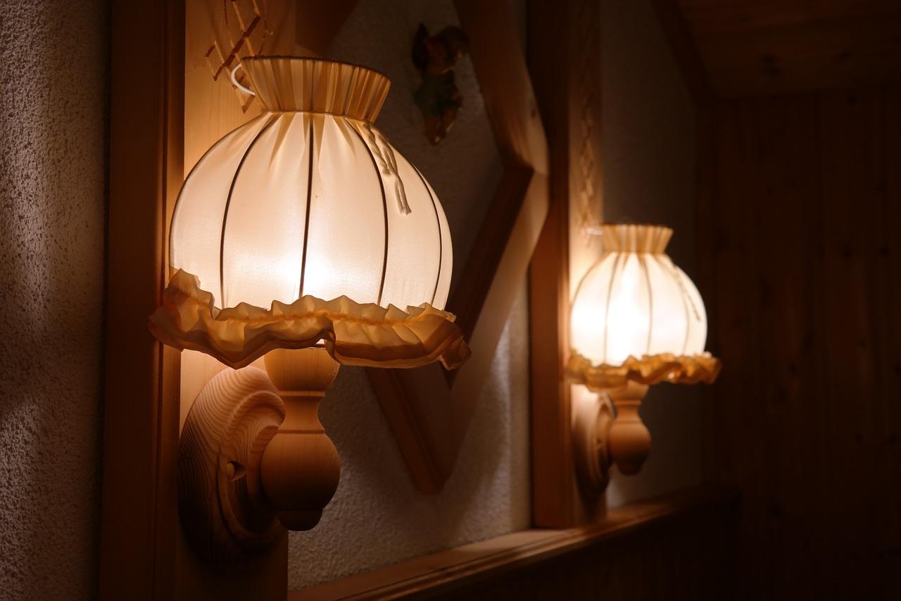 Jakie lampy nadadzą klimat wnętrzu?