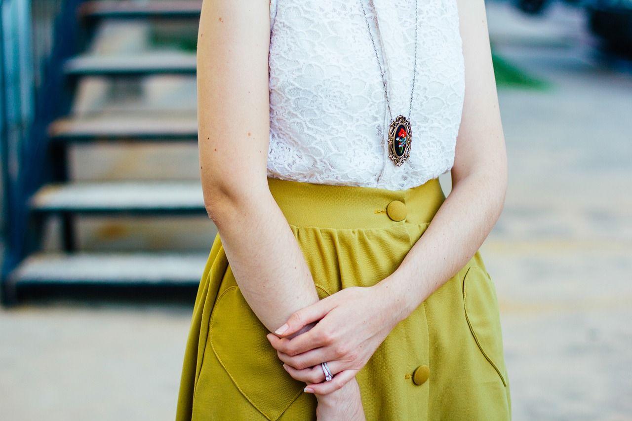 Ponadczasowe spódnice w modne wzory