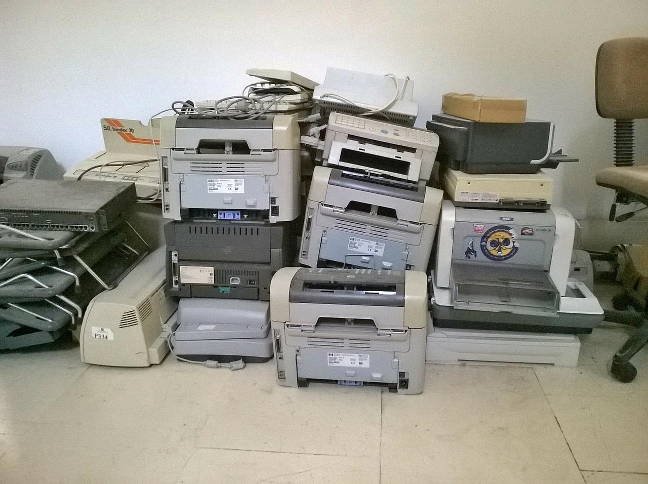 Kiedy przyda nam się serwis drukarek?