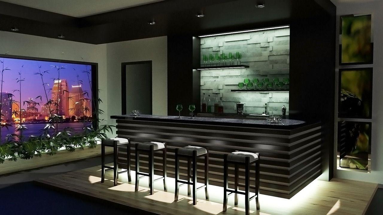 Jak urządzić nowoczesny bar?