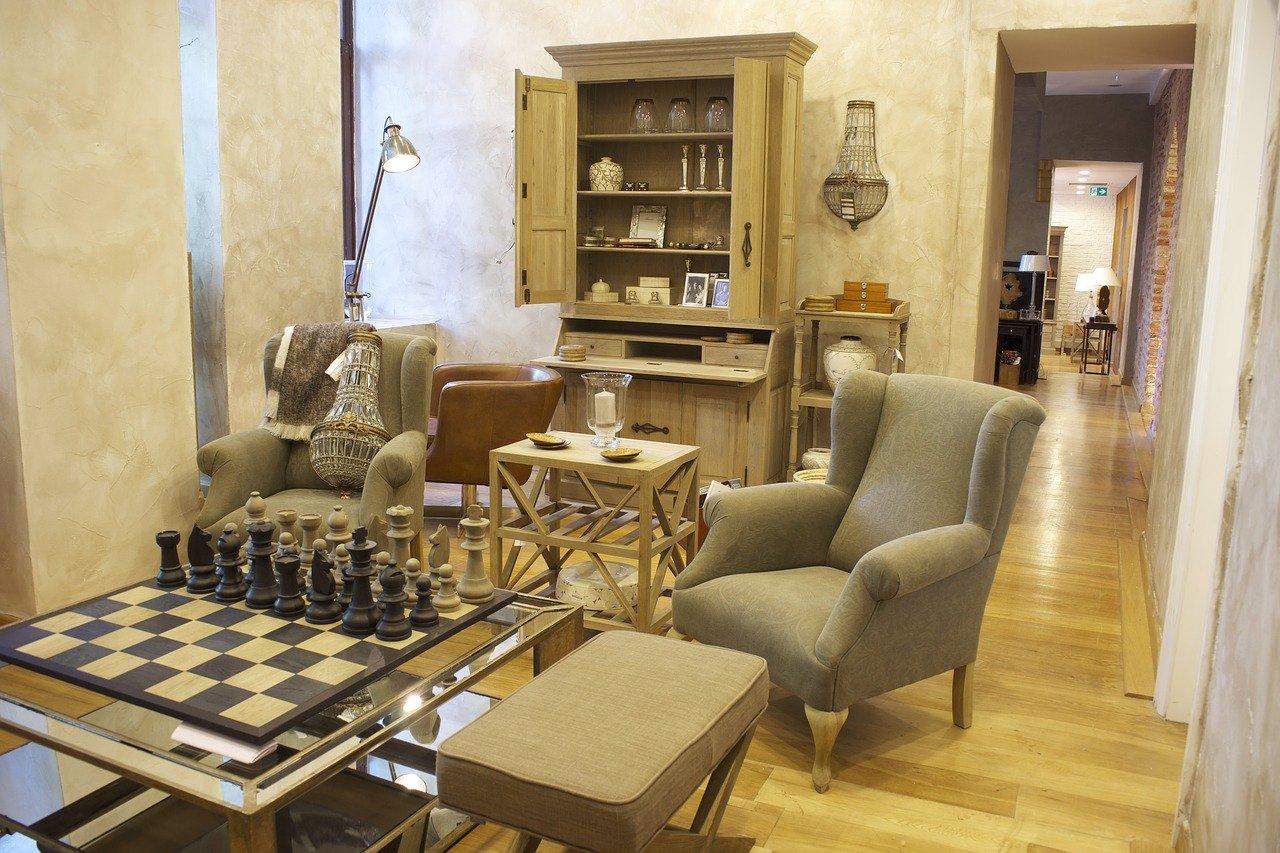 Komfortowe meble do siedzenia, które powinny być w każdym domu