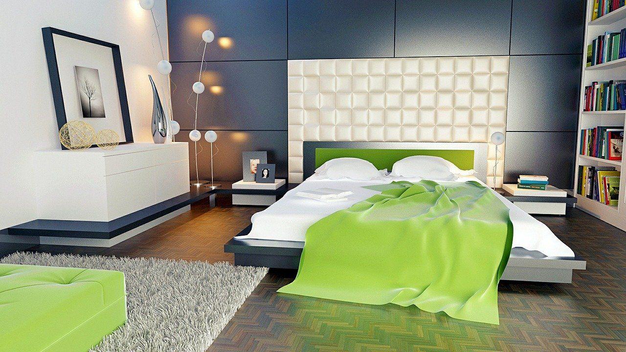 Rzeczy, które dodadzą sypialni użyteczności i stylu