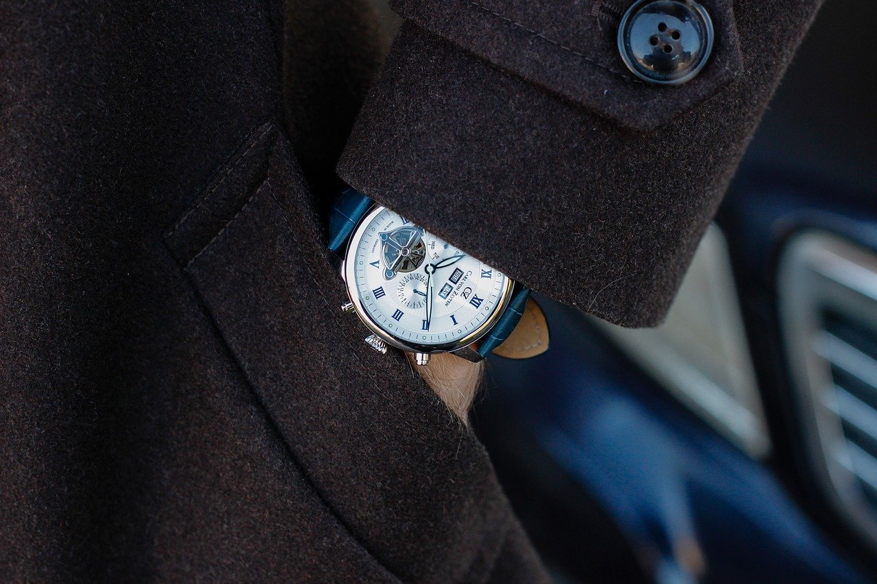 Męskie zegarki w klasycznym wydaniu