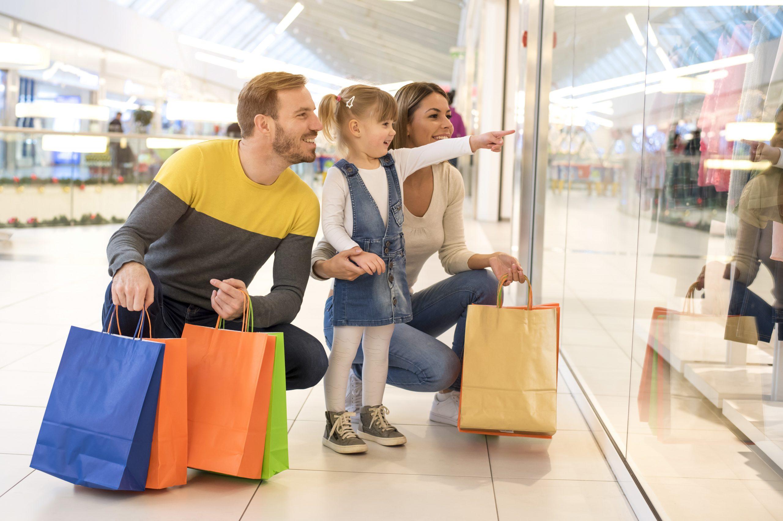 Dlaczego często odwiedzamy centra handlowe