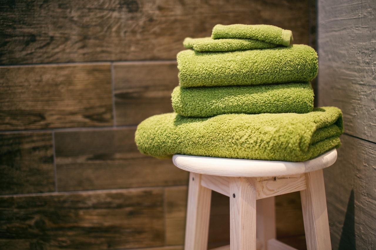 Jak przechowywać ręczniki w łazience?