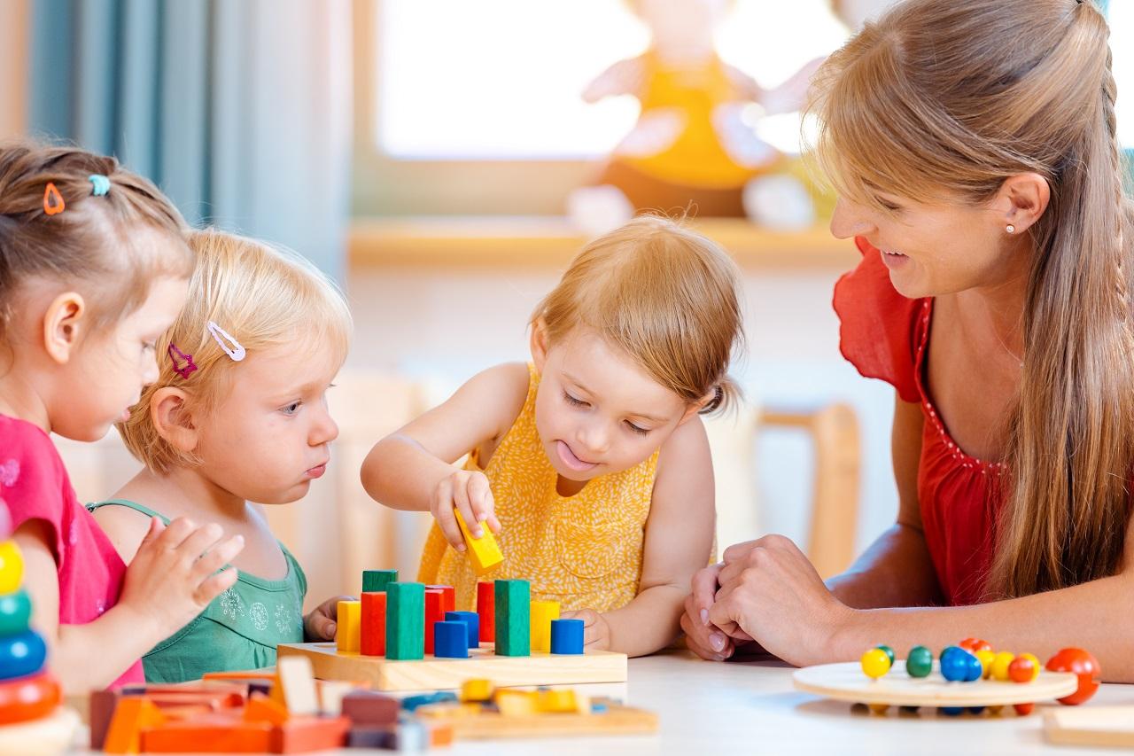 Co przygotować zanim dziecko pójdzie do przedszkola?
