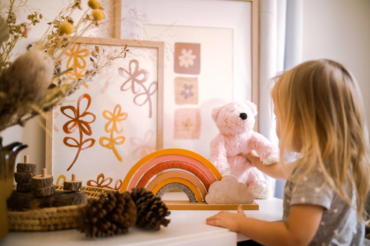 Zabawki dla małej księżniczki