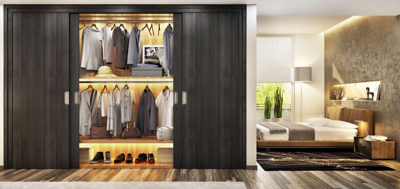 W jakich pomieszczeniach sprawdzą się szafy pod zabudowę?