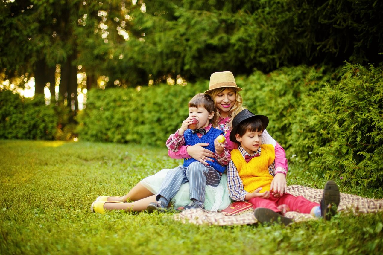 Jak spędzić aktywne wakacje z najmłodszymi członkami rodziny?