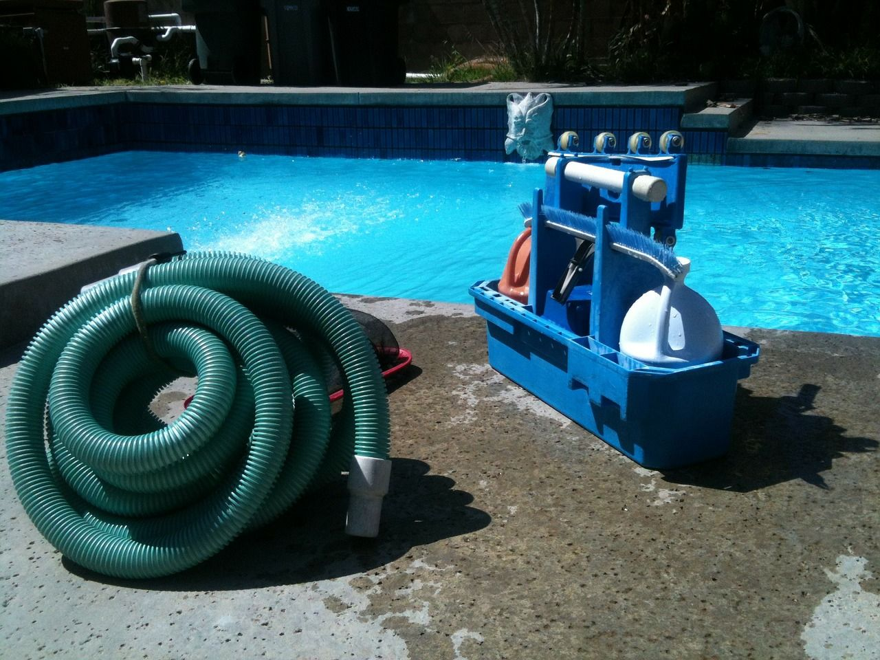 Jak dbać o basen by posłużył jak najdłużej?